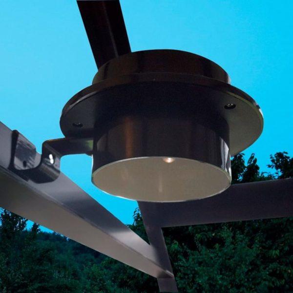 Светодиодный светильник в теплицу