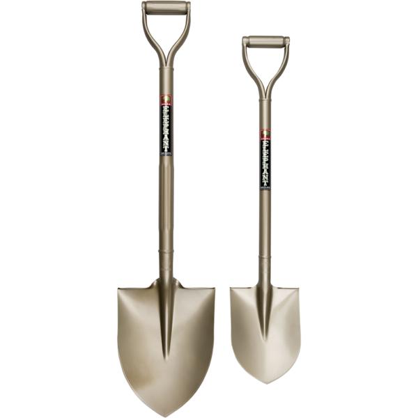 золотая лопата