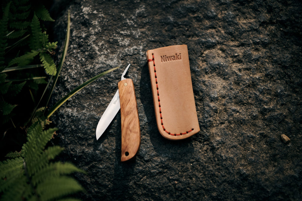 нож для сада
